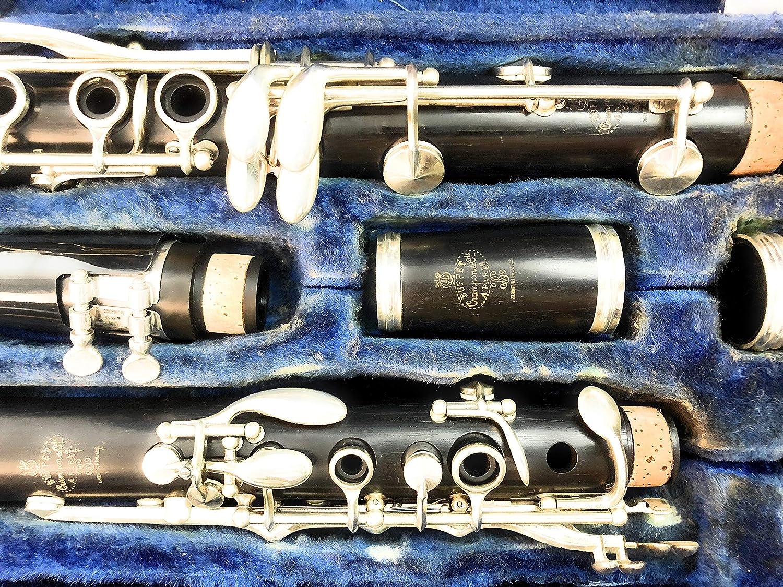 Buffet Crampon Vintage R13 Bb Clarinete: Amazon.es ...
