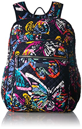 Amazon.com  Vera Bradley Iconic XL Campus Backpack f7bf11a6e5e78