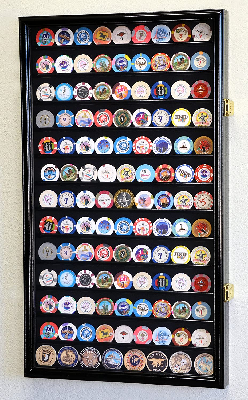 Casino chip display holder how does bingo work on slot machines