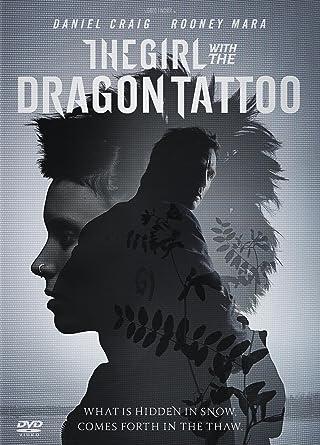 Amazoncom The Girl With The Dragon Tattoo Daniel Craig