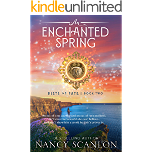 An Enchanted Spring: A time travel romance (Mists of Fate Book 2)