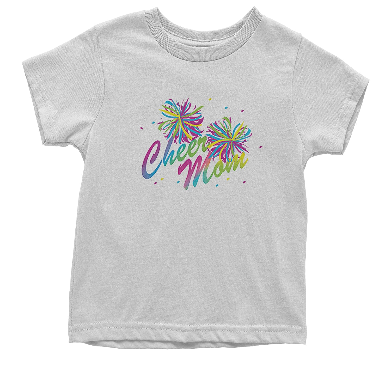 Expression Tees Cheer Mom Youth T-Shirt