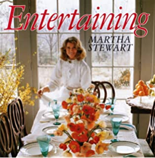 Martha's Entertaining: A Year of Celebrations: Martha