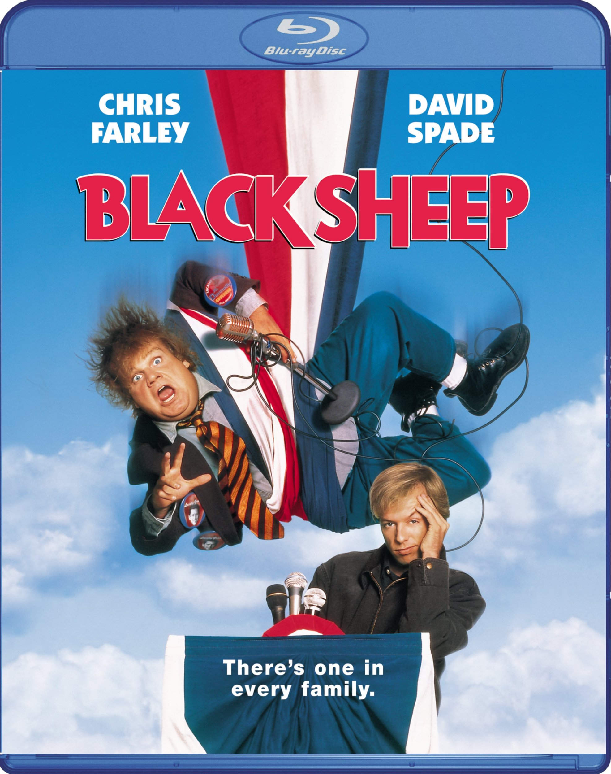 Black Sheep (1996) (Subtitled, Dubbed, Dolby, AC-3, True-Hd)