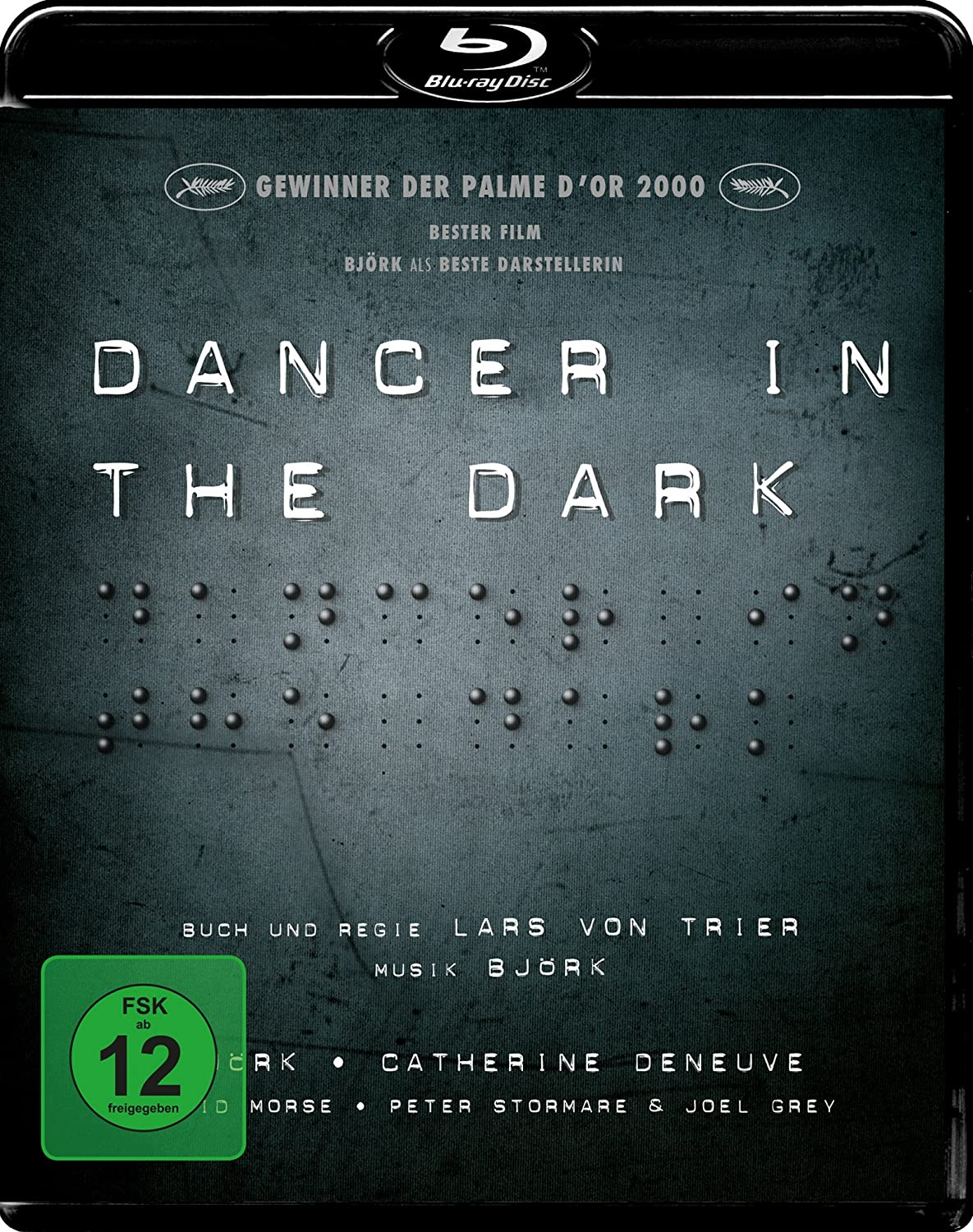 Dancer in the Dark [ NON-USA FORMAT, Blu-Ray, Reg.B Import - Germany ]