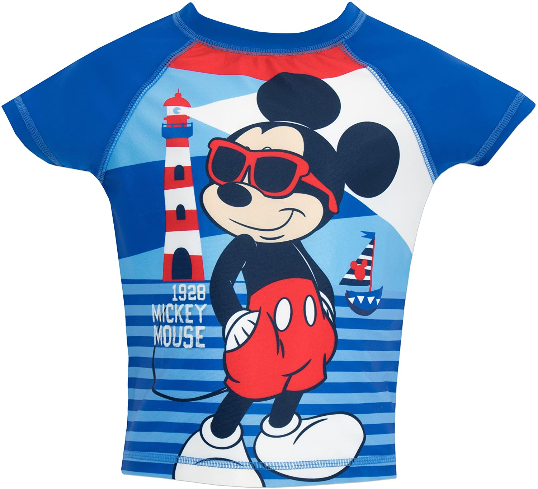 Ba/ñador de Dos Piezas para ni/ño Mickey Mouse Disney Mickey Mouse