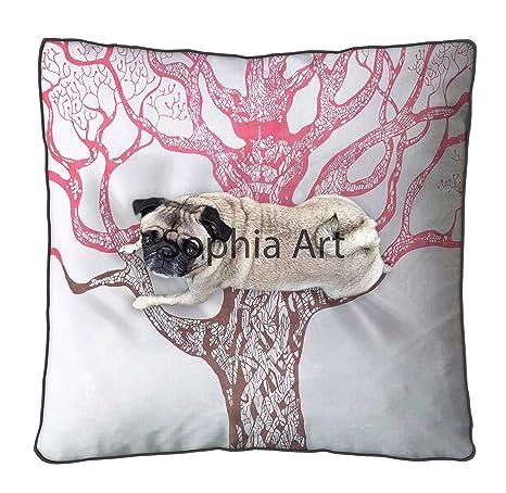 Sophia Art - Funda de almohada de gran tamaño para el suelo ...