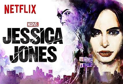 Marvel's Jessica Jones Season 01 All 13 Episode 720p WEB-DL x265 HEVC AC3 ESub Dual Audio [Hindi DD 5.1CH + English] 3.85GB Download | Watch Online
