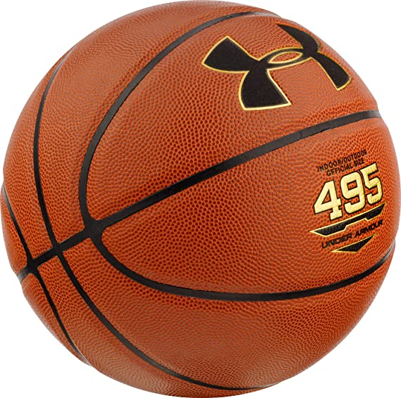 Under Armour 495 Indoor/Outdoor Composite Basketball : Sports & Outdoors