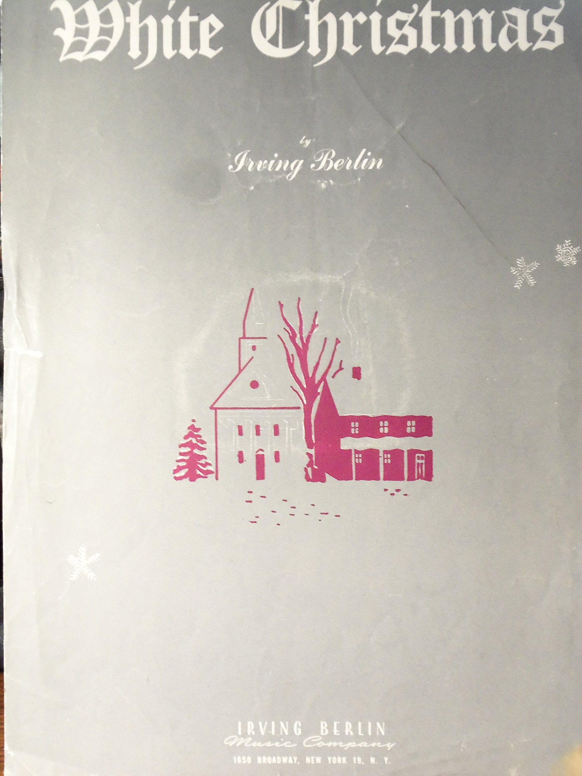 White Christmas: Irving Berlin - Sheet Music with symbols for Guitar ...