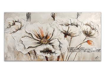 Amazon world art white flowers paintings on aesthetic frame world art white flowers paintings on aesthetic frame mightylinksfo