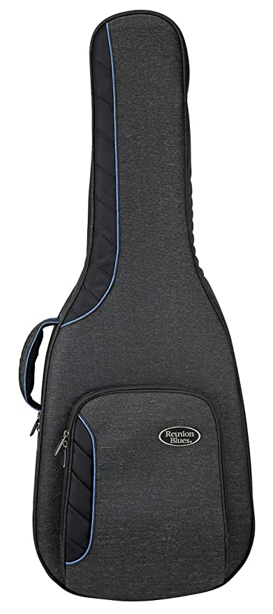 d7bf9f7074 Amazon.com: Reunion Blues RBCC3 RB Continental Voyager Small Body Acoustic  Guitar Case: Musical Instruments