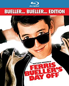 Ferris Bueller's Day Off on Blu-ray