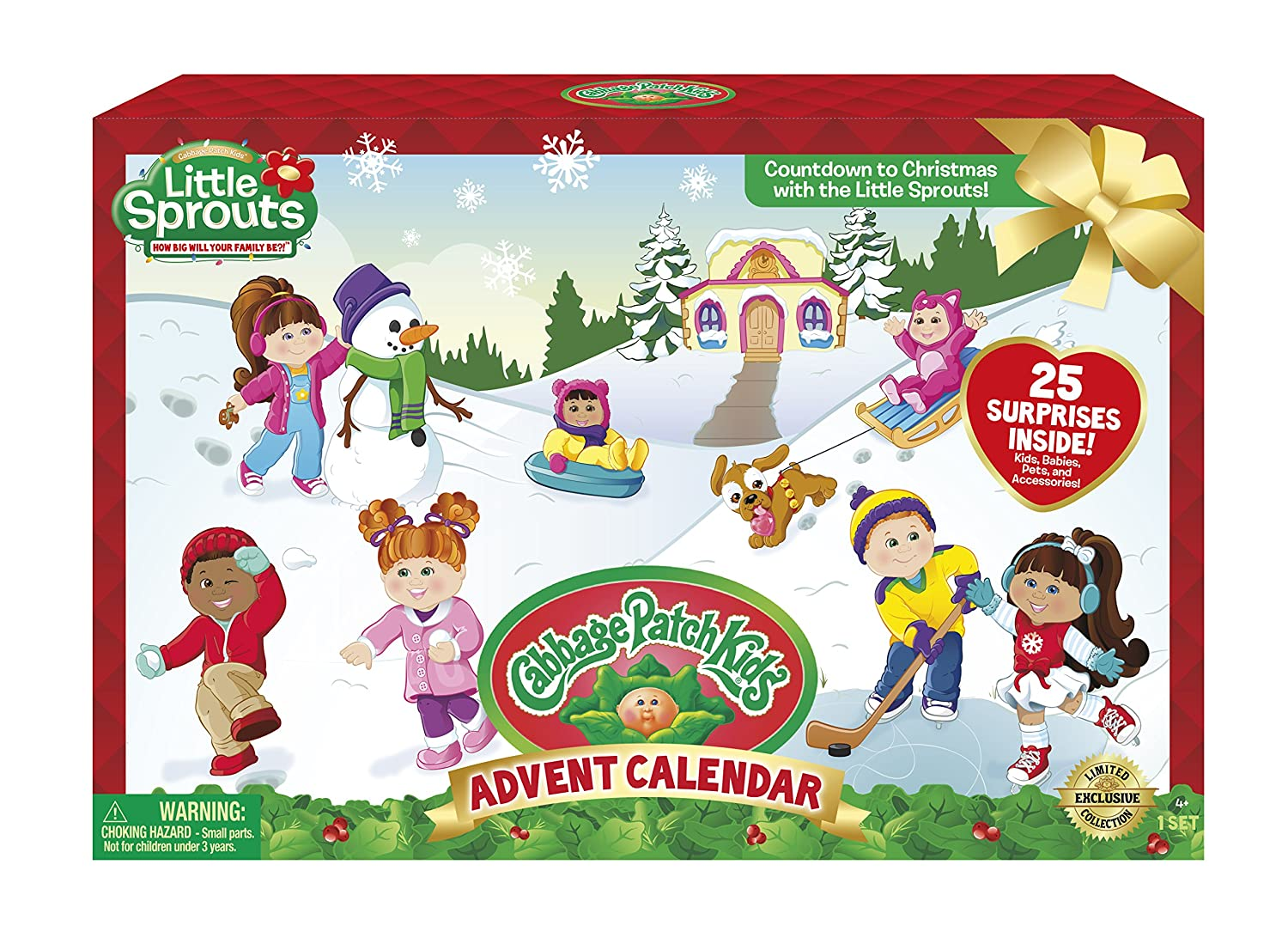 Cabbage Patch Kids Little Sprouts Advent Calendar]