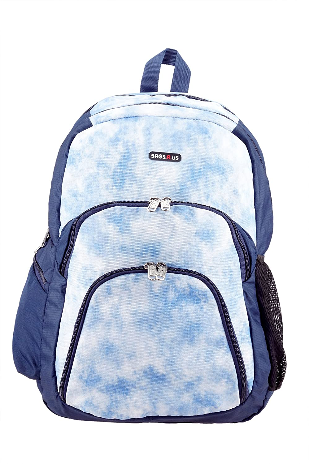 501ff8c31036 BagsRUs Atlas Navy Blue Polyester 18 Liter 15.6 Inch Laptop Backpack Travel  Bag (LB117FNB)  Amazon.in  Bags