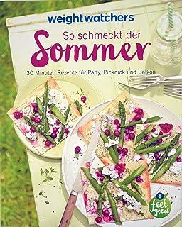 so schmeckt der sommer kochbuch von weight watchers neues programm 2017 - Wie Man Einen Kaffeetisch Fr Den Herbst Schmckt