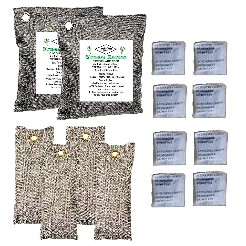 Palkkio Desodorante de carbón activado de bambú natural Purificar ...