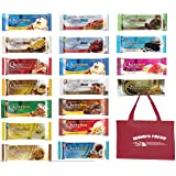 Quest Nutrition Protein Bar, Variety Pack of All 18 Quest Bars Flavors