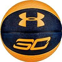 Under Armour Balón de Baloncesto para Exteriores con diseño de Stephen Curry