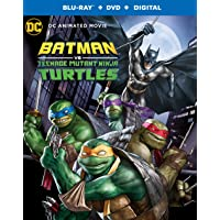 Deals on Batman vs. Teenage Mutant Ninja Turtles 4K UHD Digital