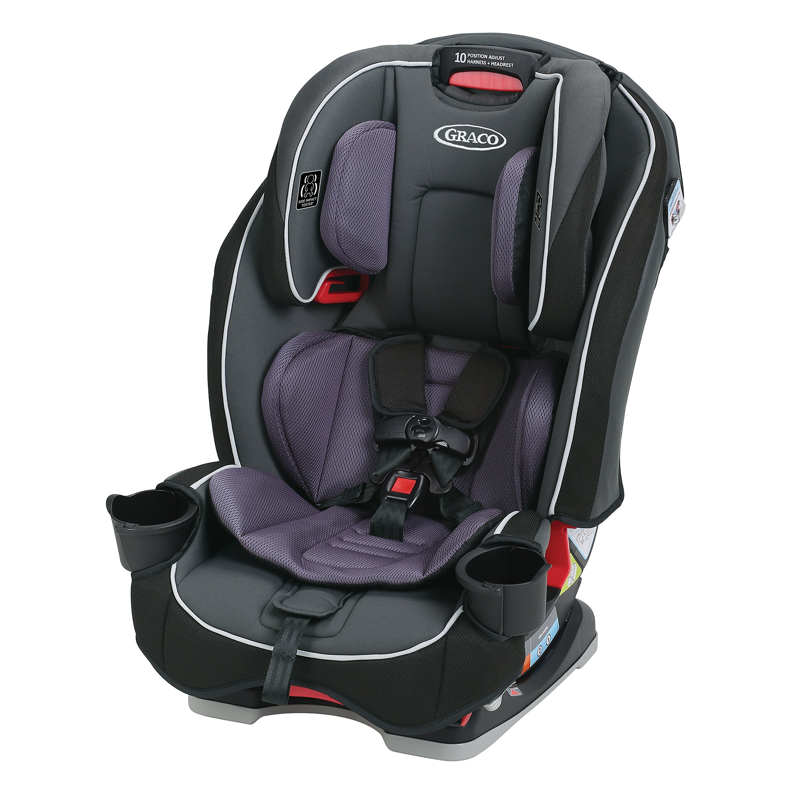 Amazon.com : Graco SlimFit 3-in-1 Convertible Car Seat