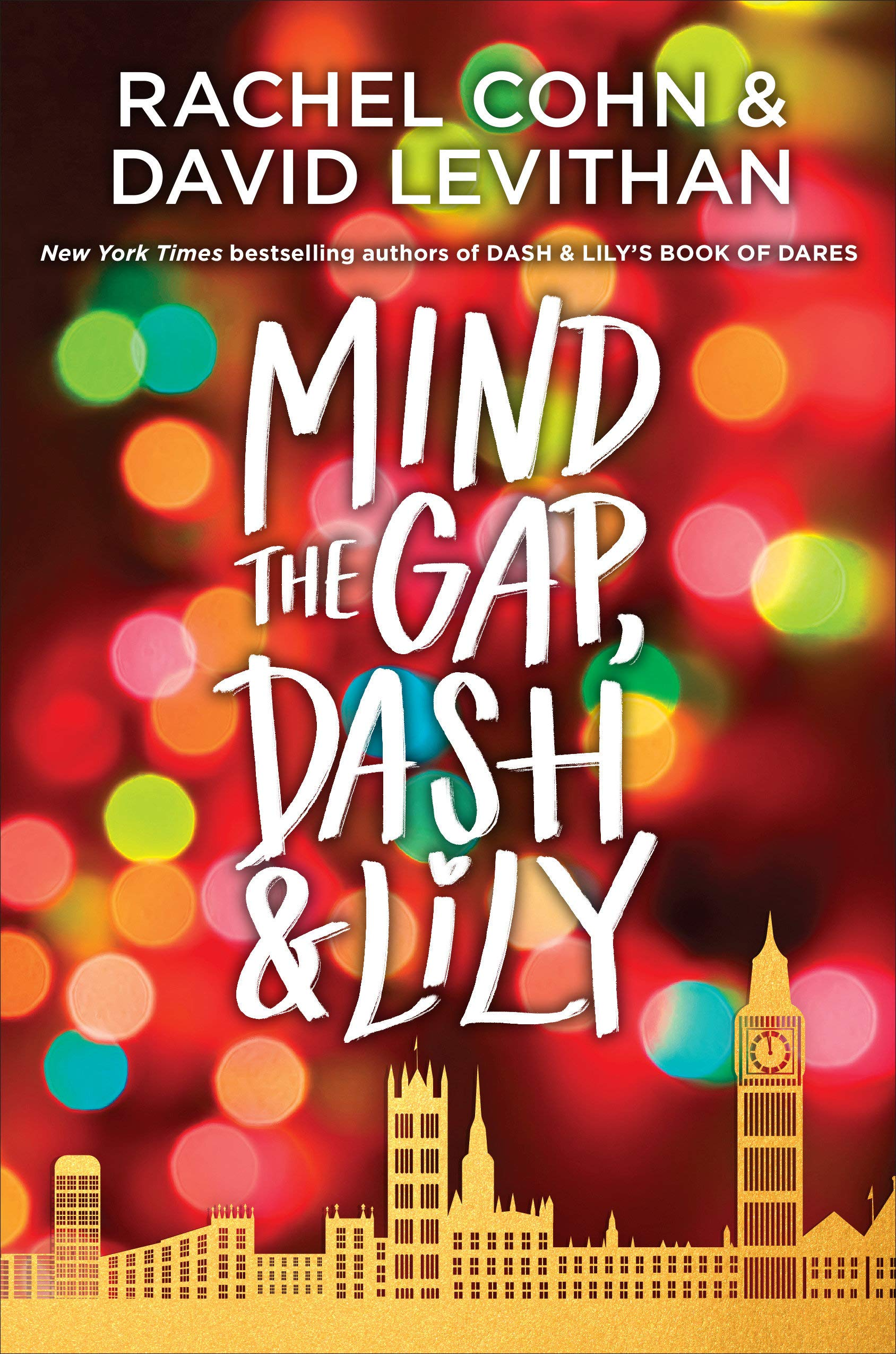 Amazon.com: Mind the Gap, Dash & Lily (Dash & Lily Series) (9780593301531):  Cohn, Rachel, Levithan, David: Books