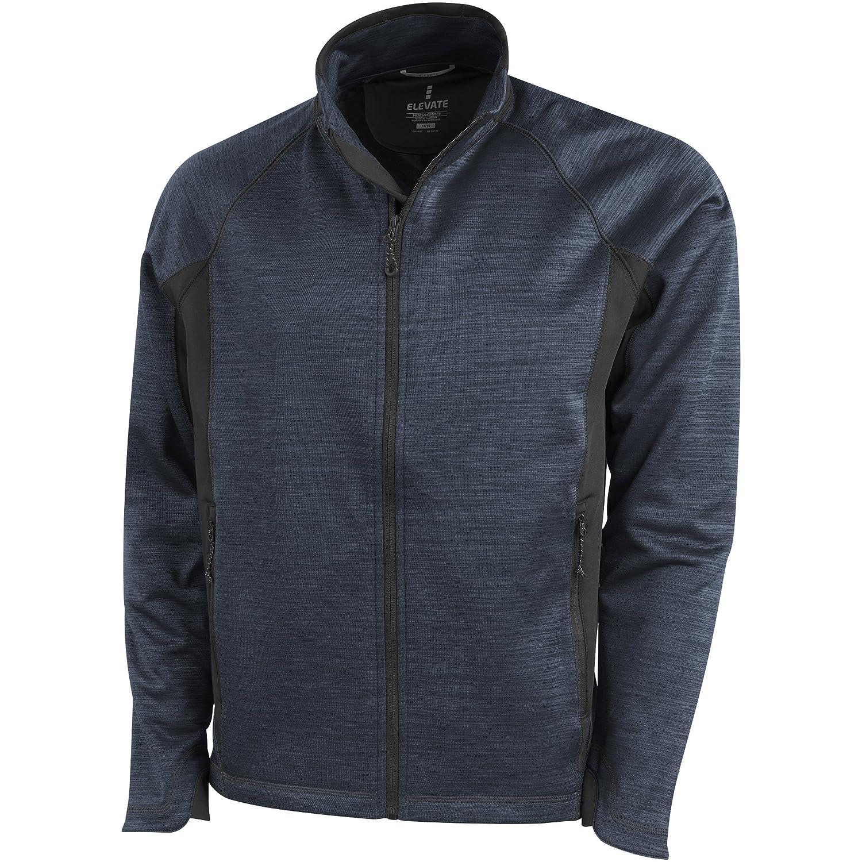 Elevate Mens Richmond Knit Jacket