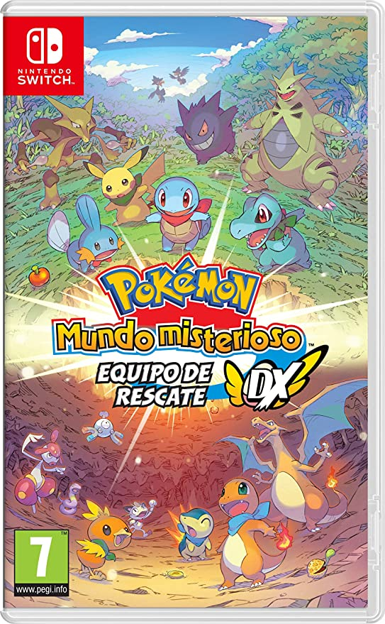 Pokemon Mundo Misterioso: Equipo de Rescate DX: Amazon.es: Videojuegos