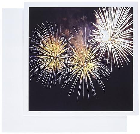 3drose fireworks fireworks golden fireworks new year party bonfire night
