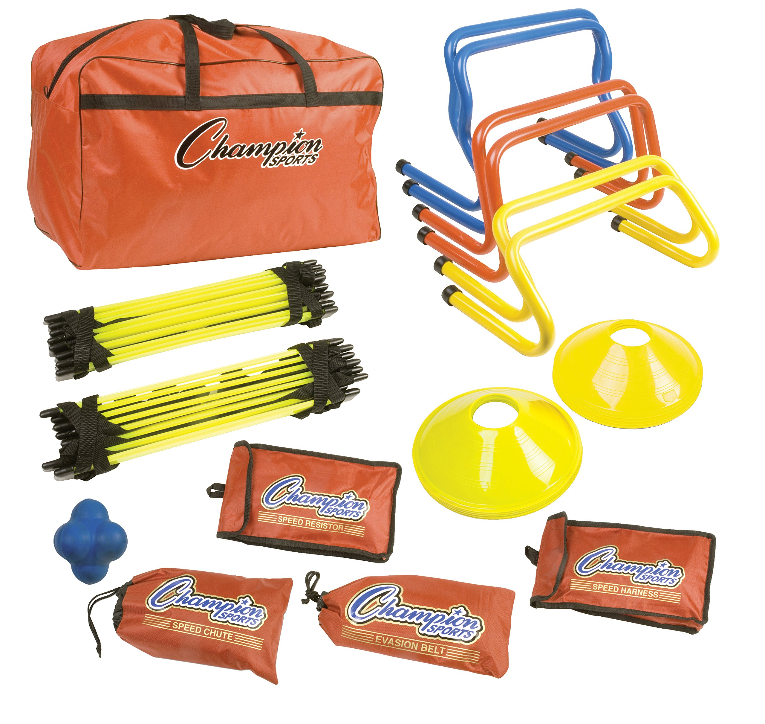 Champion Sports Speed Agility Kit by Champion Sports