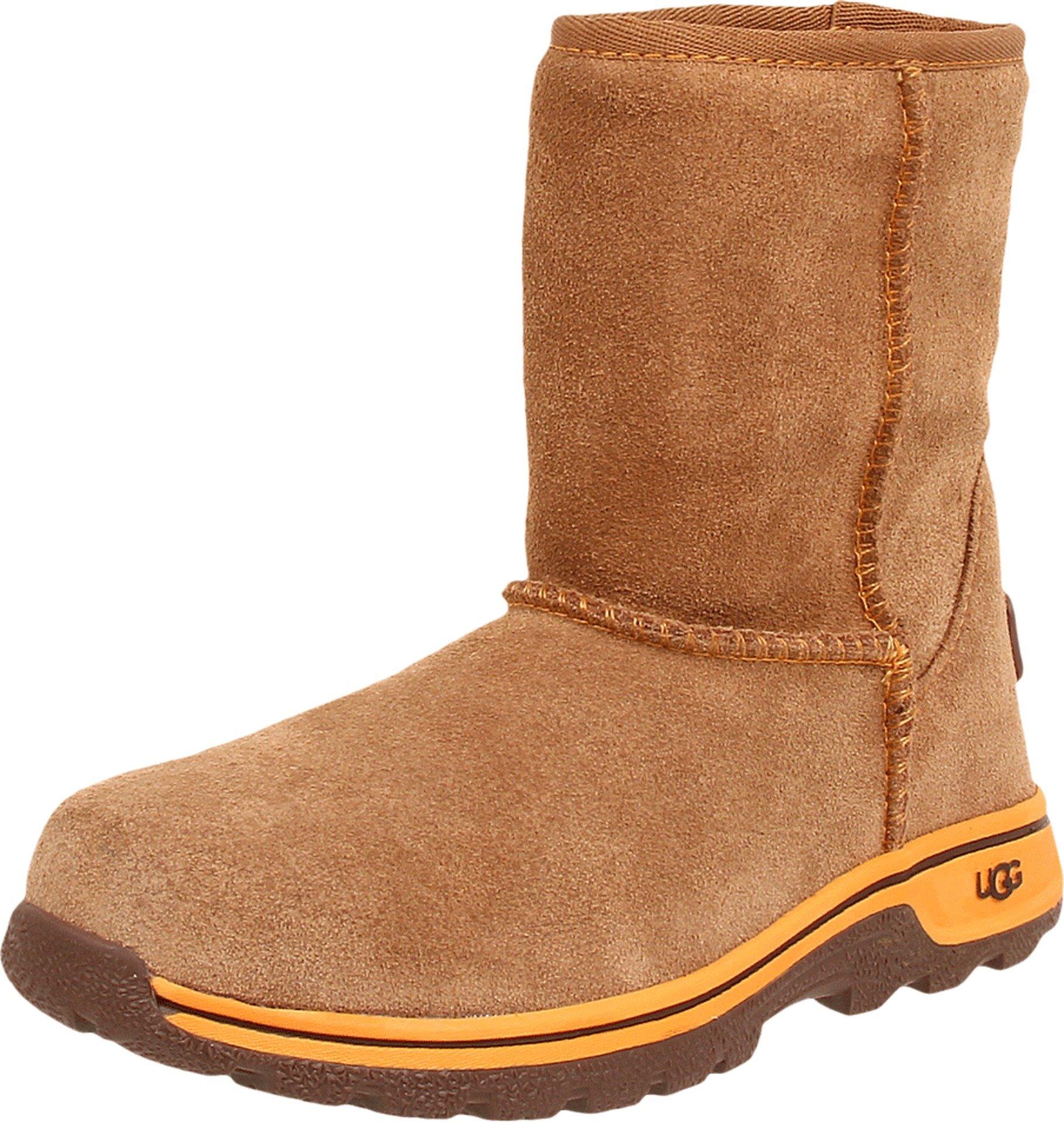 UGG Australia Girls Lynden Boot Size 2 Little Kid