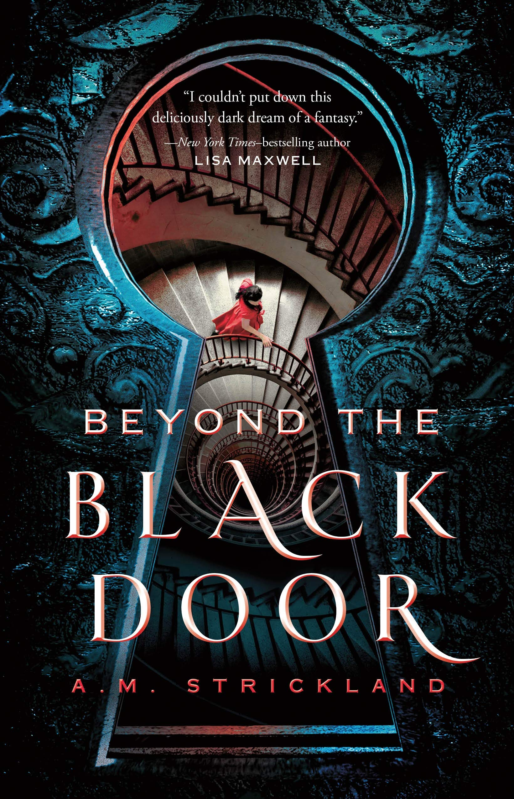 Amazon.com: Beyond the Black Door (9781250198747): Strickland, A.M.: Books