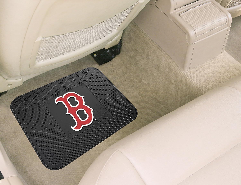 FANMATS MLB Boston Red Sox Vinyl Heavy Duty Car Mat