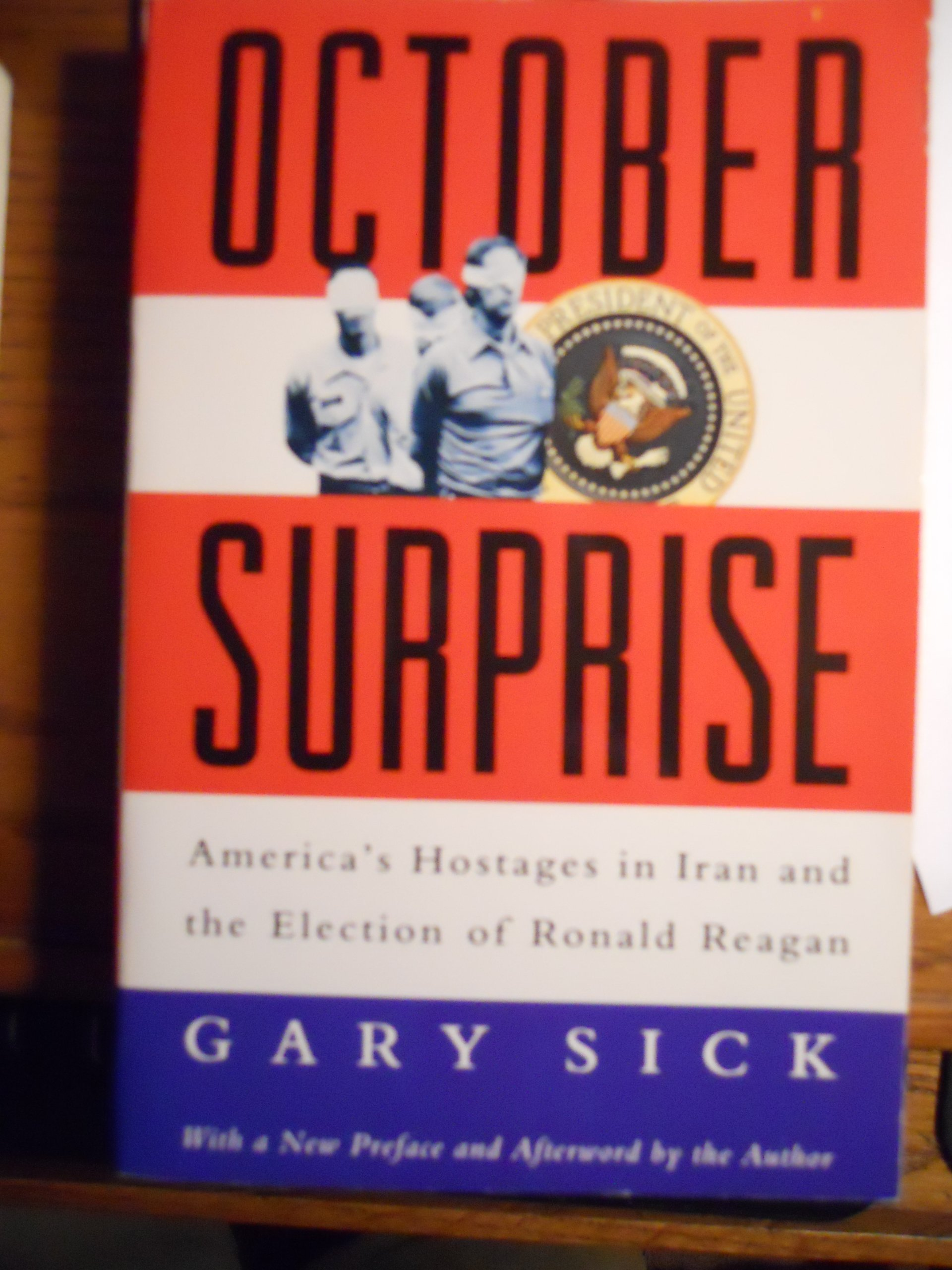 Image result for Garry Sick iran october surprise