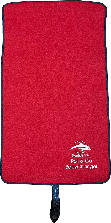 Konfidence Roll /& Go Baby Changer Mat Navy