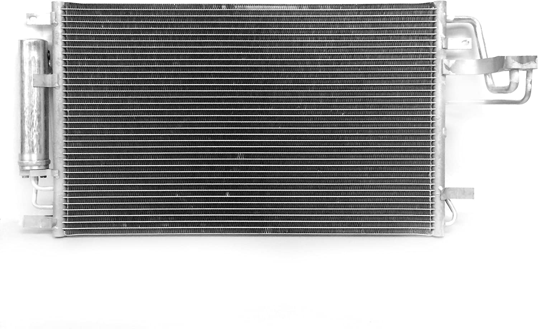 New A//C Compressor and Condenser Kit AC for 2003-2011 Honda Element 2.4L