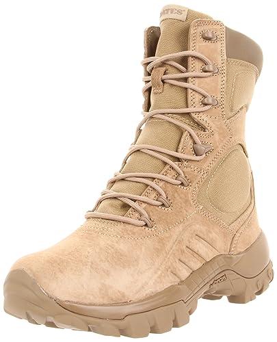 Bates Mens Boot 9'' ICS Technology Desert Desert 7CkwghaxA