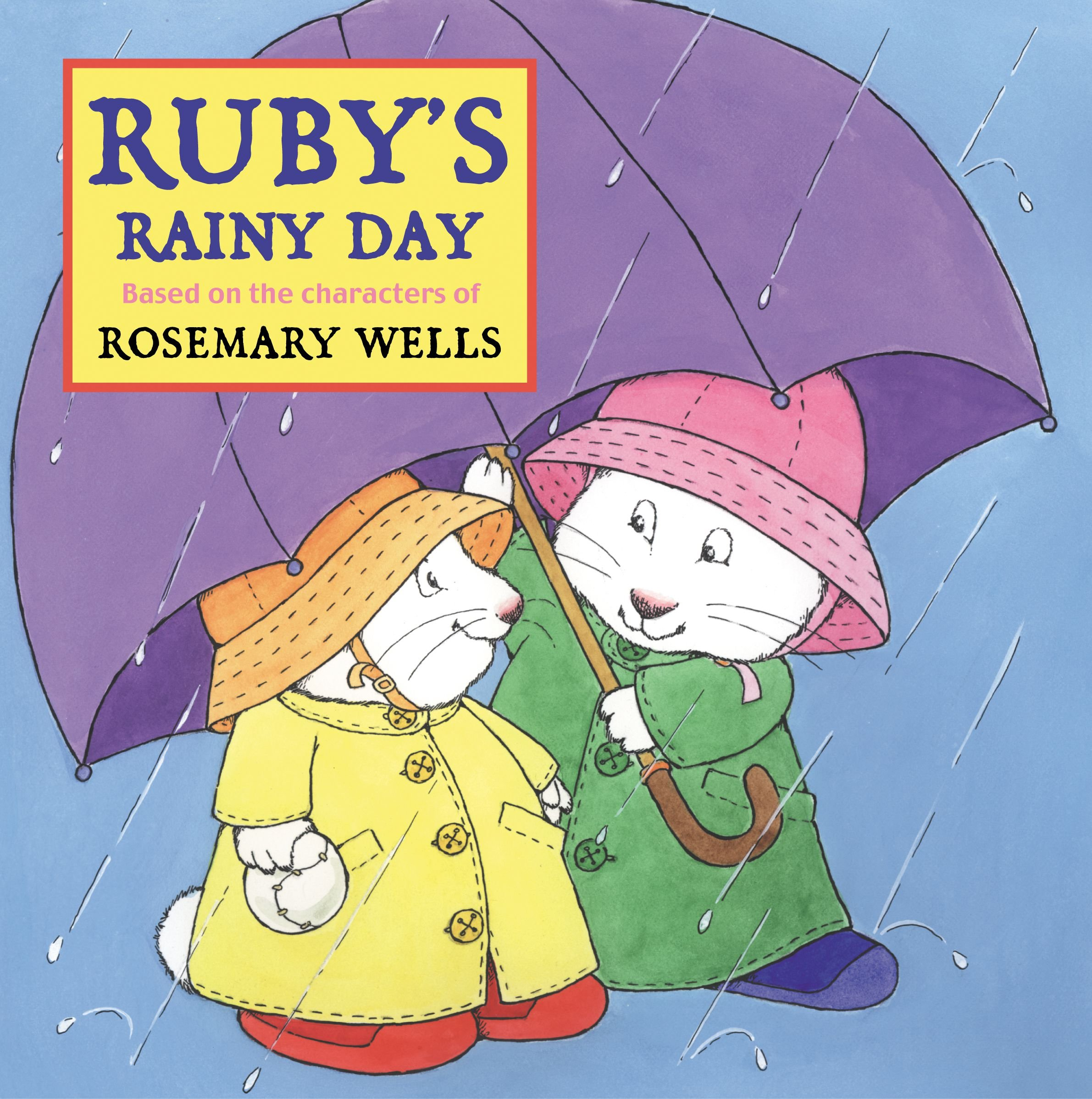 Download Ruby's Rainy Day (Max and Ruby) pdf