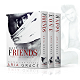 More Than Friends Collection: Contemporary Gay Romance Collection of Books 1-3 (English Edition)