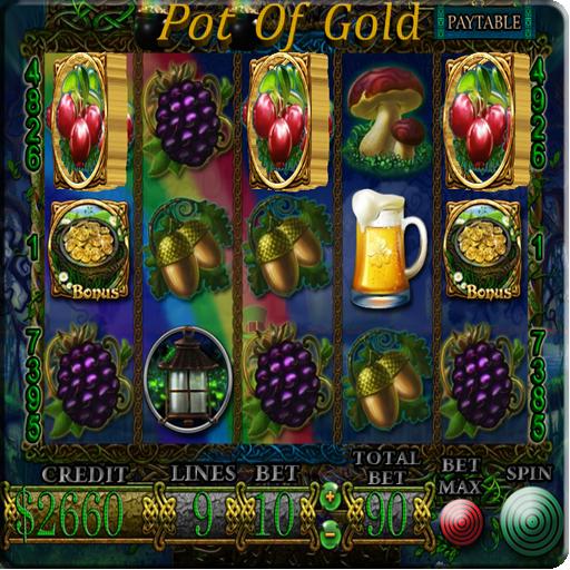 Pot Of Gold Slots
