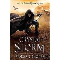CRYSTAL STORM: A Falling Kingdoms Novel: 5
