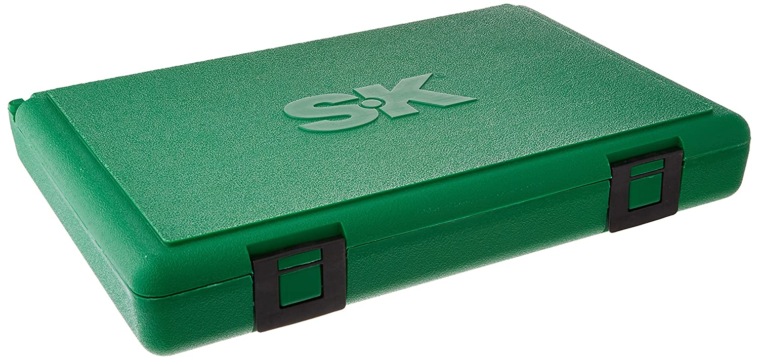 Green 94547-12 and 94549 3//8 Drive Socket Sets SK Hand Tool ABOX-94547 Blow-molded replacement case for 94547