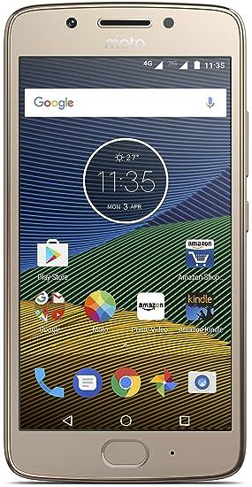 f4e15c51f9eb Motorola Moto G5 (Fine Gold