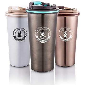 Acier De To Cloud Go Mug Coffee Kaffee Gobelet500 Inoxydable Ml AjLR54q3