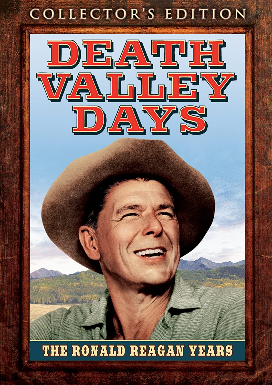 Death Valley Days: The Ronald Reagan Years Collectors Edition Movie TV Shows / TV Movie Westerns