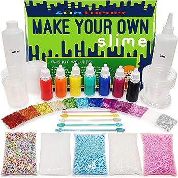 Nickelodeon Slime Jojo Siwa Super Satisfying Slime Kit