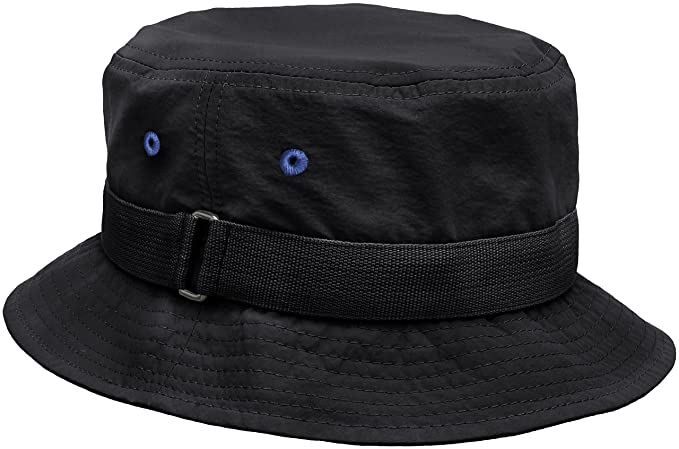 684f7925ae73e Kangol Raffi Rain Bucket,Black,US M: Amazon.ca: Clothing & Accessories