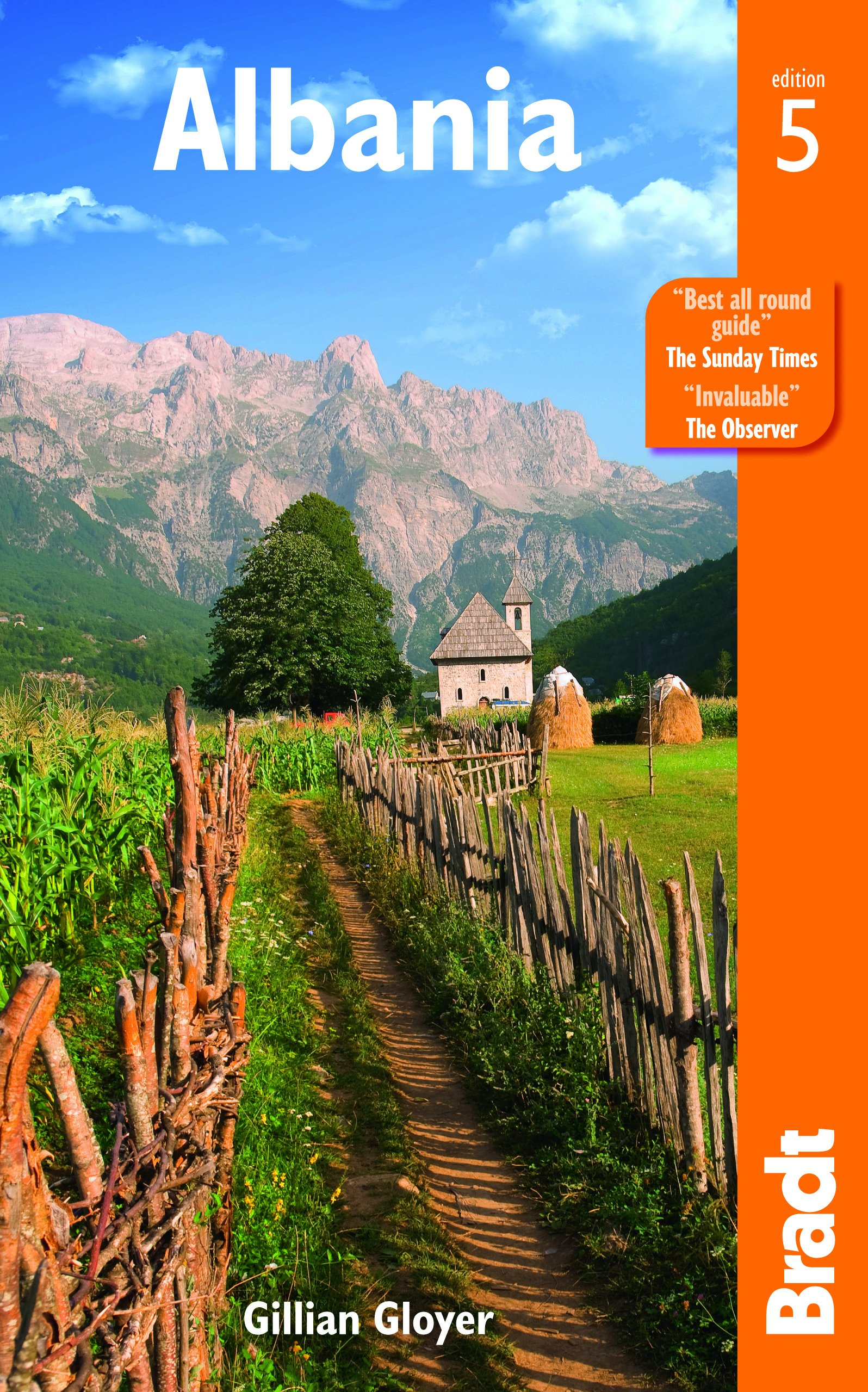 Download Albania, 5th (Bradt Travel Guides) ebook