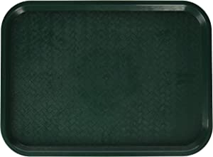 Winco Fast Food Tray, 12 by 16-Inch, Green