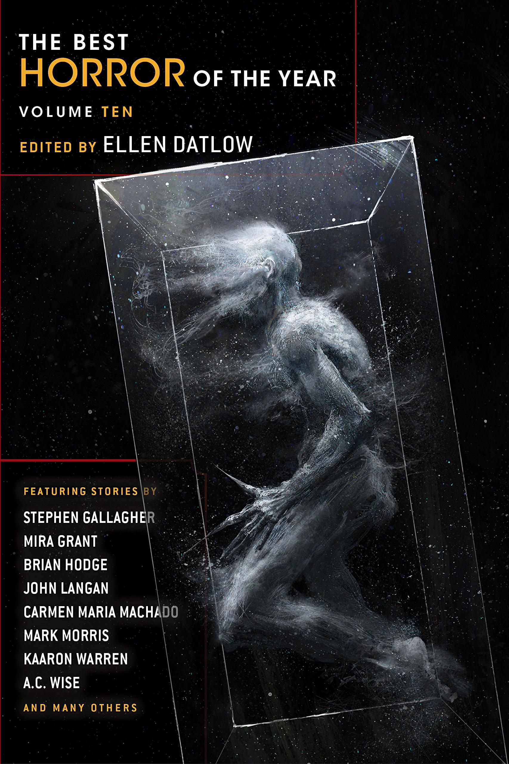 Amazon The Best Horror of the Year Volume Ten